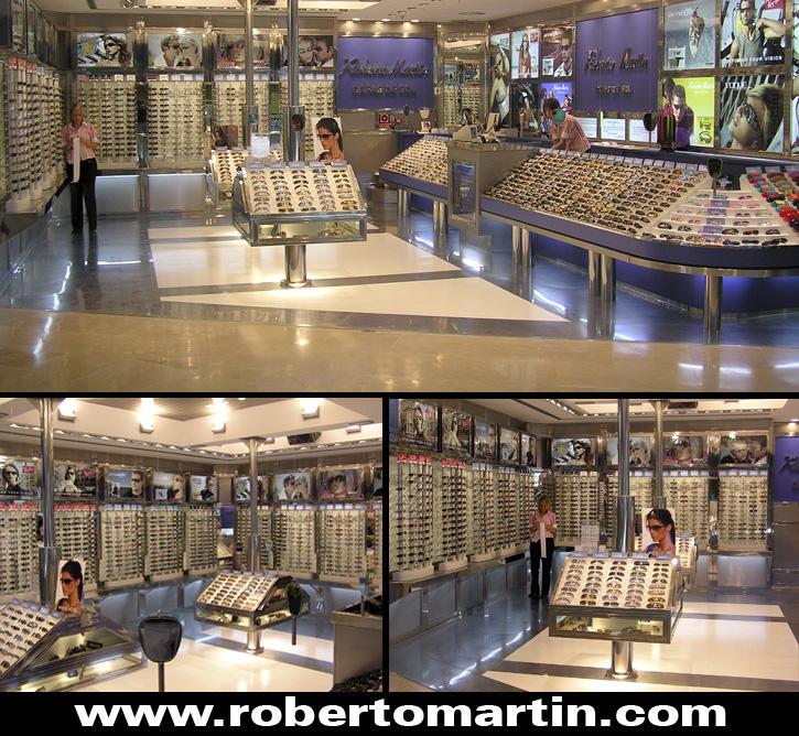 tiendas de gafas de sol en Antequera Roberto Martín