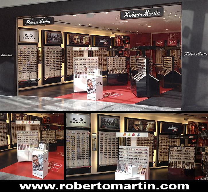 gafas de sol en Valladolid Roberto Martín