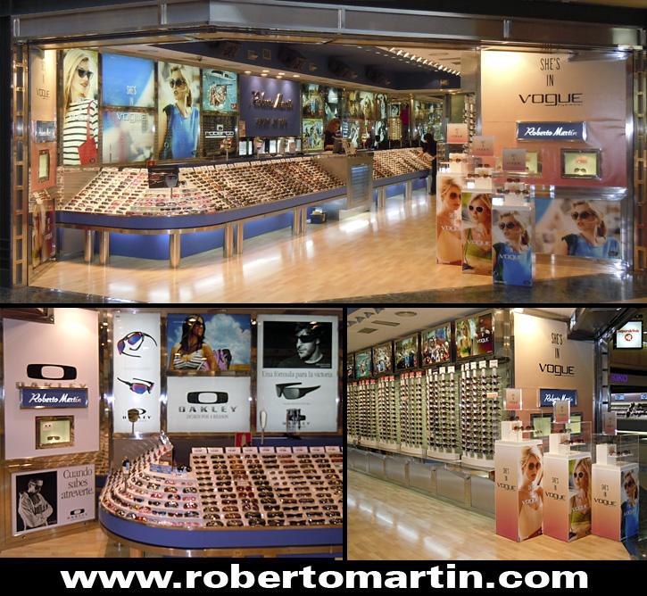 tiendas de gafas de sol en Vélez Málaga Roberto Martín