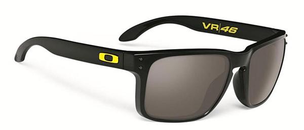 Las gafas de sol de Valentino Rossi