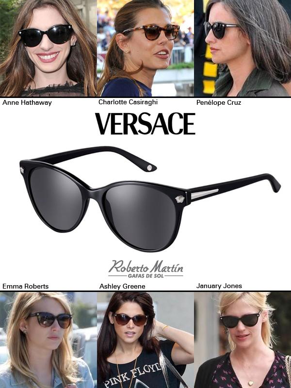 Gafas de sol Versace 4214, las gafas de las famosas