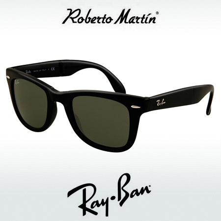 Ray Ban Folding Wayfarer plegables